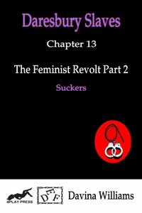 cover design for the book entitled The Feminist Revolt Part Two