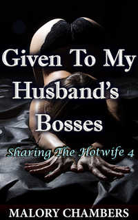 cover design for the book entitled Given To My Husband
