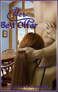 cover design for the book entitled Her Best Offer