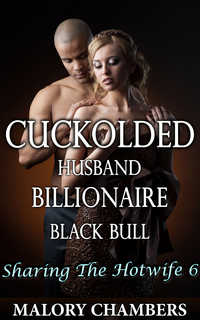 cover design for the book entitled Cuckolded Husband Billionaire Black Bull