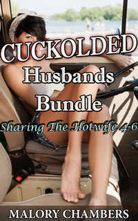 cover design for the book entitled Cuckolded Husbands Bundle