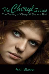 cover design for the book entitled The Cheryl Series