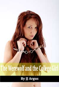 The Werewolf And The College Girl