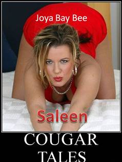 cover design for the book entitled Cougar Tales: Saleen