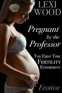 Pregnant by the Professor