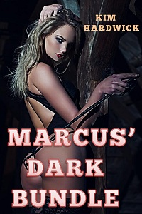 cover design for the book entitled MARCUS