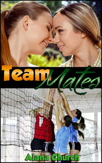 cover design for the book entitled Team Mates