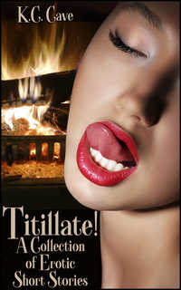cover design for the book entitled Titillate!