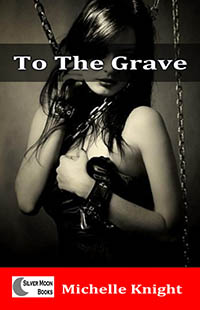 cover design for the book entitled To The Grave