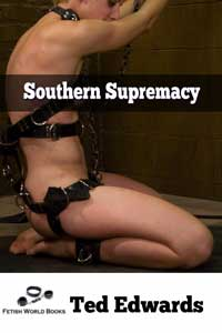 cover design for the book entitled Southern Supremacy