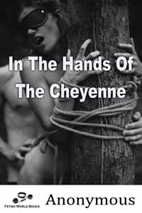 cover design for the book entitled In The Hands Of the Cheyenne