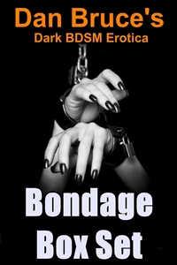 cover design for the book entitled Bondage Box Set