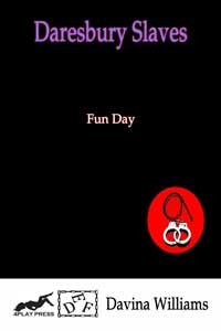 cover design for the book entitled Fun Day