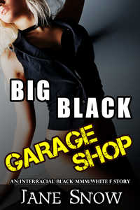 Big Black Garage Shop