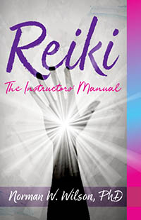Reiki Instructors  Manuals
