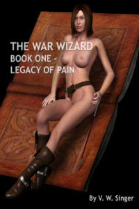 The War Wizard Book 1 - Legacy Of Pain